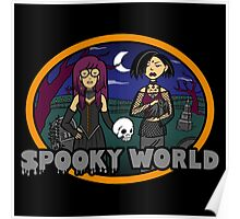 Spooky World Poster