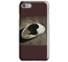 Empty Crab Shell - Toned iPhone Case/Skin