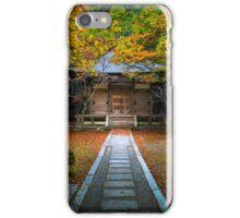 Little shrine iPhone Case/Skin