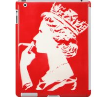 SPLIFF QUEEN (RED) iPad Case/Skin