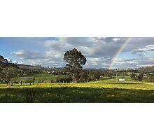Gresford Rainbow Photographic Print