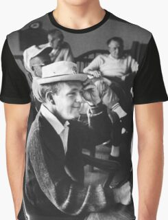 Coffee Palmer Graphic T-Shirt
