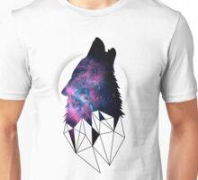 Cosmic Wolf Unisex T-Shirt