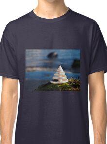 Spiralling Troca Shell Classic T-Shirt