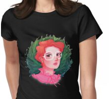 Stranger Barb Womens Fitted T-Shirt