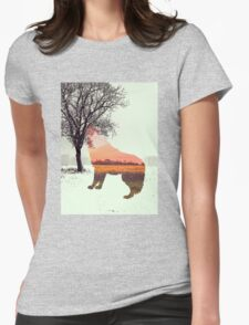 summer woolf - bringer of hope Womens Fitted T-Shirt