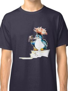 Penguin Punk Classic T-Shirt