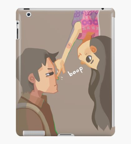 Captain Boop iPad Case/Skin