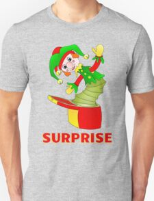 SURPRISE Jack in the Box T-Shirt