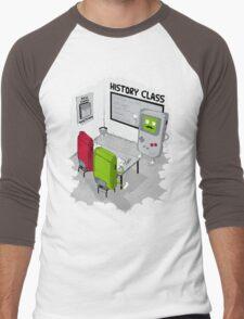 History Class Men's Baseball ¾ T-Shirt