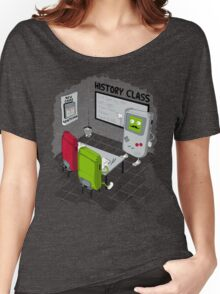 History Class Women's Relaxed Fit T-Shirt