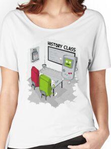 History Class Women's Relaxed Fit T-Shirt