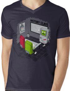 History Class Mens V-Neck T-Shirt