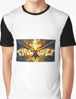 Zapping like a Zapdos! Graphic T-Shirt
