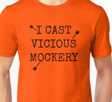 Vicious Mockery Unisex T-Shirt