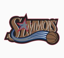 Ben Simmons Logo T-Shirt Kids Tee