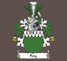 Fey Coat of Arms (Dutch) Kids Clothes