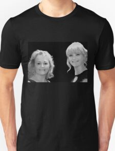 Two of our beautiful girls......Wiltshire UK Unisex T-Shirt