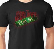 Every Town Elm Street Unisex T-Shirt