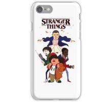 Stranger Teeth iPhone Case/Skin