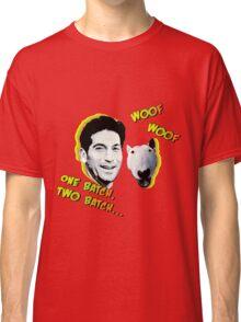 Jon Bernthal & Bull Terrier  Classic T-Shirt