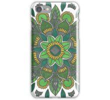 Green Daffodil iPhone Case/Skin