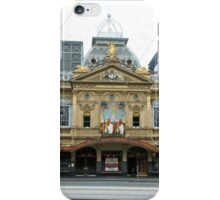 Princess Theatre, Melbourne iPhone Case/Skin