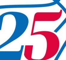 Ben Simmons #25 Sticker