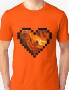 +1 Fire Unisex T-Shirt