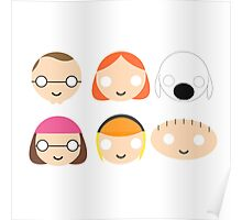 Family Guy - Circley! Poster