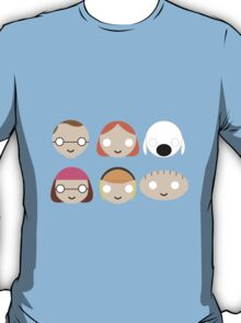 Family Guy - Circley! T-Shirt