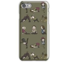 TWD YOGA iPhone Case/Skin