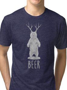 Doe, a deer, a female beer Tri-blend T-Shirt