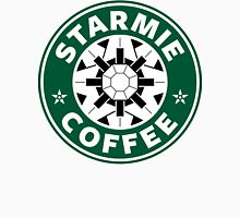 Starmie Coffee - Pokemon Starbucks (white) Unisex T-Shirt
