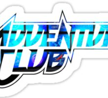 Adventure Club Calling All Heroes  Sticker
