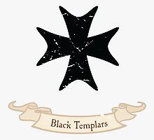 Black Templars - Warhammer by moombax