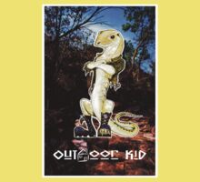 Outdoor Kid Goanna by TwoShoes