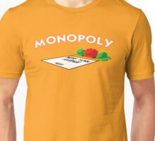 MONOPOLY - NEW YORK AVENUE ON FIRE Unisex T-Shirt