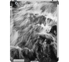 Running stream. Leverburgh iPad Case/Skin