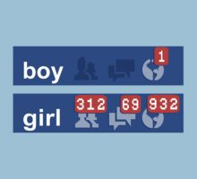 FB- BOY VS GIRL by Luwee