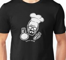 Let's cook tshirt funny Unisex T-Shirt