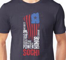 Sochi Flag Unisex T-Shirt