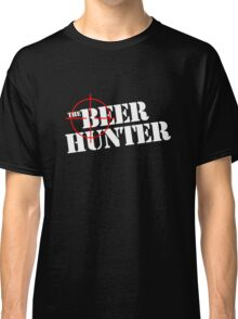 Funny tshirt for men_Beer Classic T-Shirt