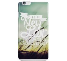 The new lost gen iPhone Case/Skin