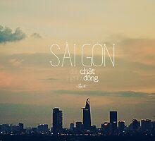 Saigon by Shay Ho