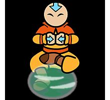 Avatar the legend of aang - air bending  Photographic Print
