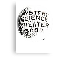 Mystery_Science Canvas Print