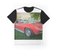 Side piped Vette Graphic T-Shirt