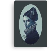 The Empress  Canvas Print