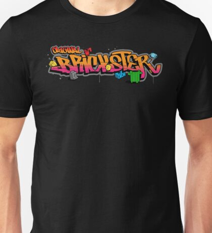 Original Brickster - Graffiti Version Unisex T-Shirt
